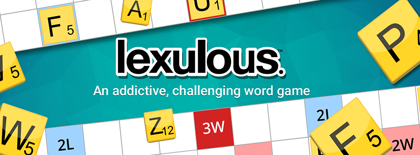 Welcome To Lexulous - Its The Fun Word Game You Can Play -1273